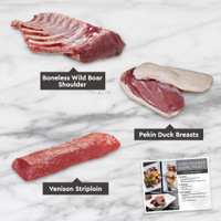 Best of Game Meats Kit