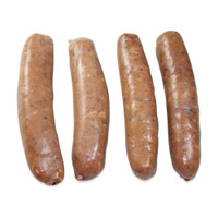 Wild Boar Sausage w/ Garlic & Wine